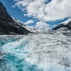 The Rapids of a Melting Glacier