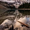 Moraine Lake Serenity