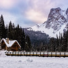 Emerald Lake Transformed
