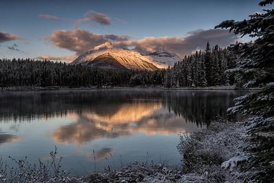Herbert Lake, Banff