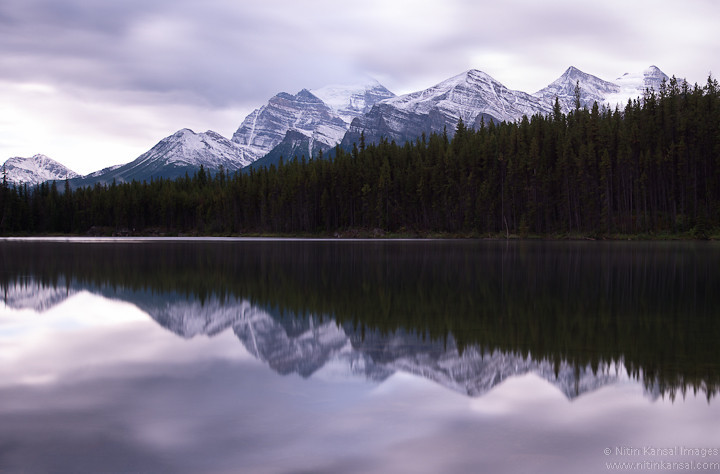 Those reflections and clear lakes..<br /> I cannot get away from the Canadian rockies and here is one more from same trip !!