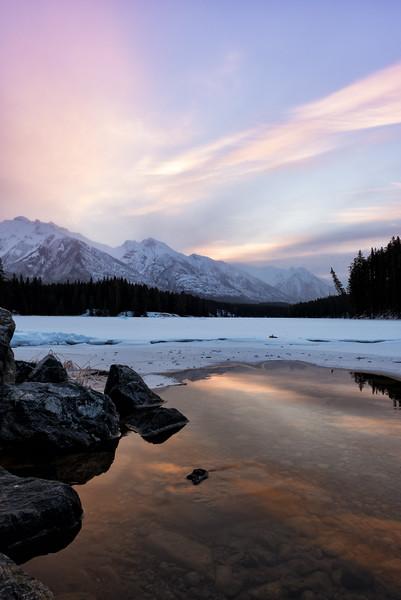Frostbitten Sunrise
