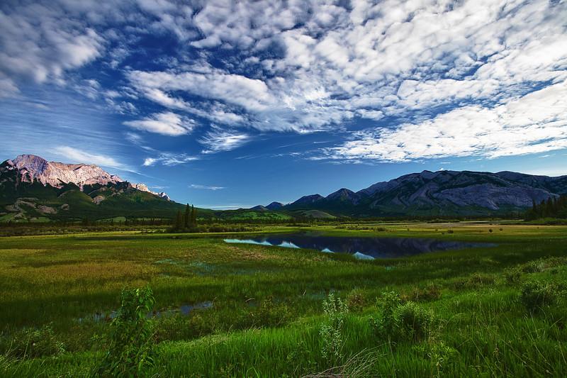 Canadian Rockies, Jasper National Park, HDR, Landscape, 加拿大 贾斯珀国家公园 风景, 高动态范围拍摄
