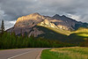 Canadian Rockies, Jasper National Park, Sunset, Landscape, 加拿大 贾斯珀国家公园 风景