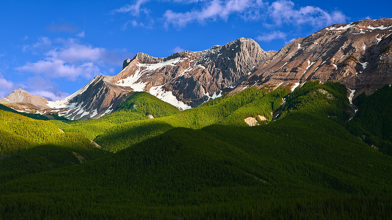 Canadian Rockies, Jasper National Park,Talbot Lake, Landscape, 加拿大 贾斯珀国家公园 风景