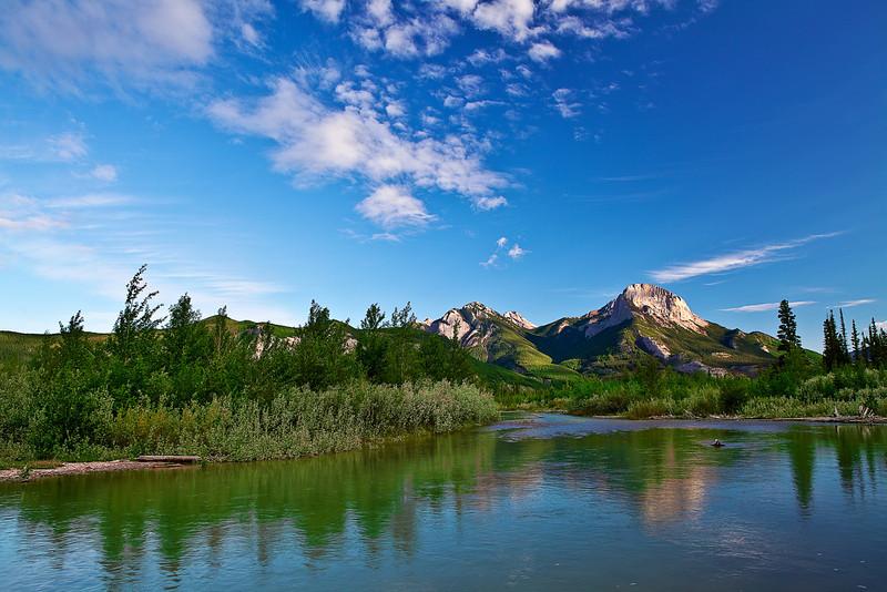Canadian Rockies, Jasper National Park, Landscape, 加拿大 贾斯珀国家公园 风景
