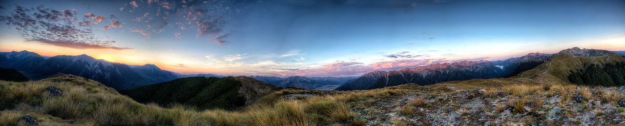 Woolshed Hill HDRPano