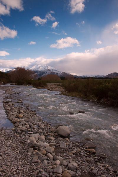 Kowhai River