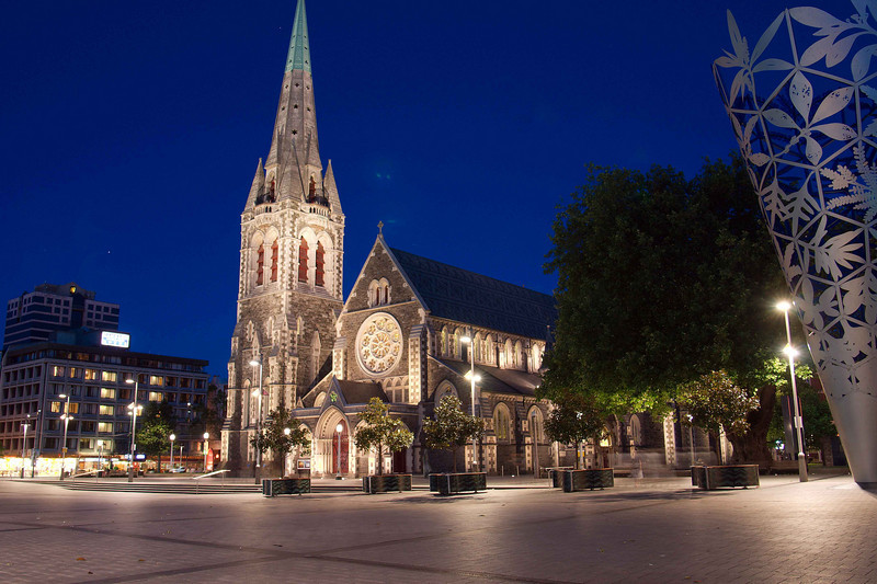Christchurch Cathredral II