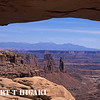 Mesa Arch- Canyonlands; Now, I know where this is. Next time, I have to wake up very early in the morning to get  the sunrise picture. Lots of spectacular pictures taken here- maybe too many but I do not have one.