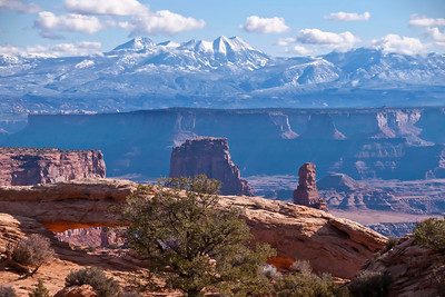 Canyonlands National Park and Moab Area