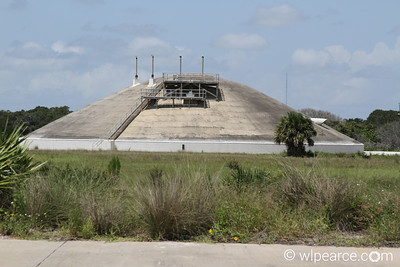 "the ""bunker"" control room adjacent the launch pad.   Get notifications via:"