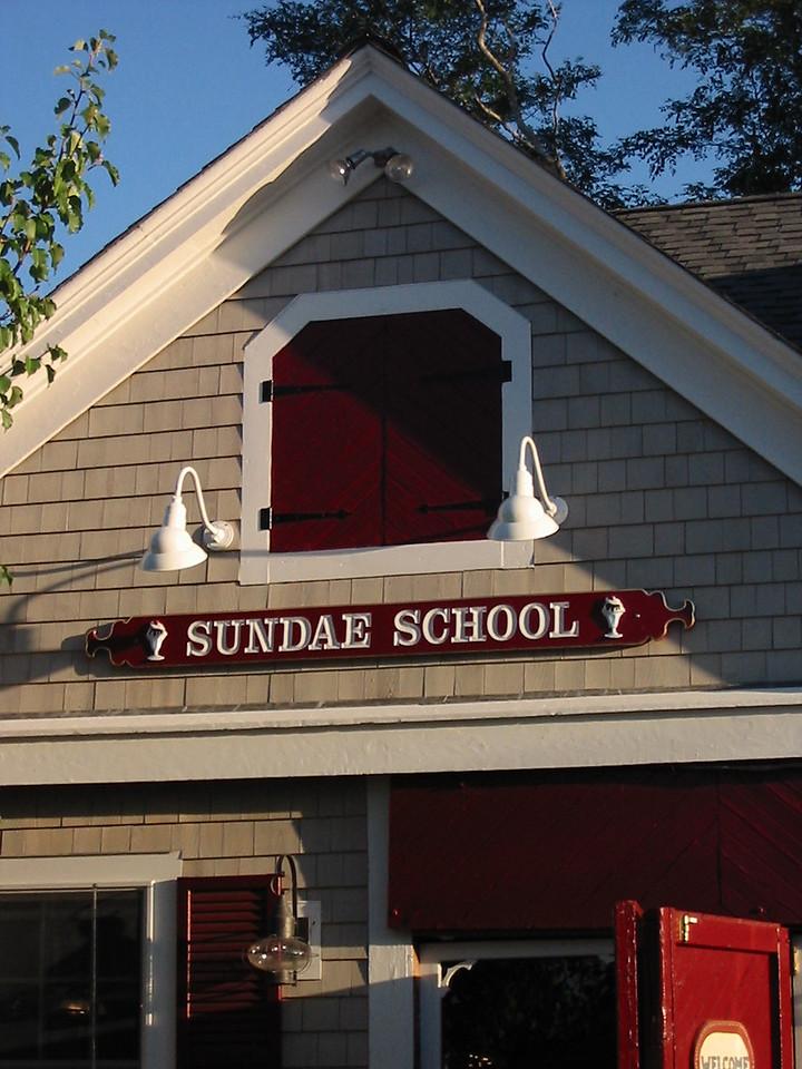 Sundae School