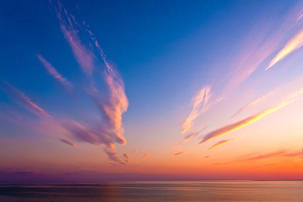 June Sunset