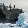 521  G Cape Disappointment Waves