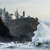 496  G Cape Disappointment Waves