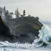 492  G Cape Disappointment Waves