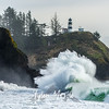 584  G Cape Disappointment Waves