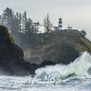 553  G Cape Disappointment Waves