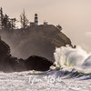 23  G Cape Disappointment Waves