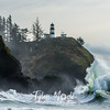 491  G Cape Disappointment Waves