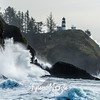 197  G Cape Disappointment Waves
