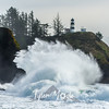 591  G Cape Disappointment Waves