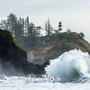 653  G Cape Disappointment Waves