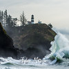 493  G Cape Disappointment Waves