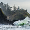 551  G Cape Disappointment Waves