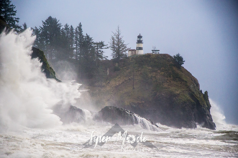 42  Cape Disappointment Waves