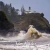 8  Cape Disappointment Waves