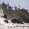 48  Cape Disappointment Waves Old Man Face