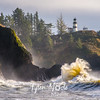 91  Cape Disappointment Waves