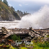64  Cape Disappointment Waves Close