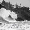 15  Cape Disappointment Waves Assault BW