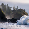 87  Cape Disappointment Waves