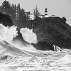 11  Cape Disappointment Waves Assault BW
