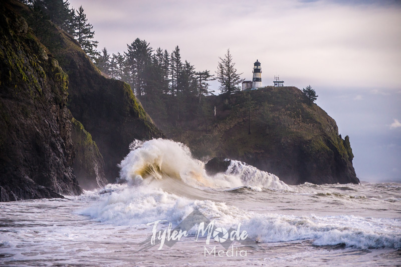 99  Cape Disappointment Waves