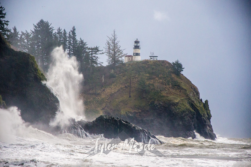 46  Cape Disappointment Waves