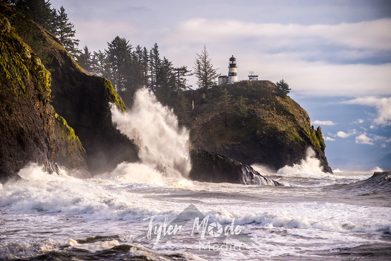 108  Cape Disappointment Waves