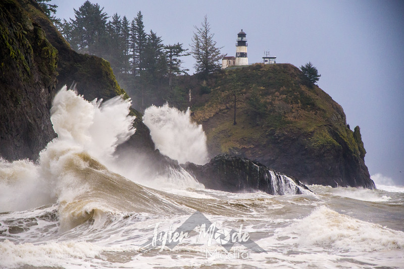 10  Cape Disappointment Waves Assault