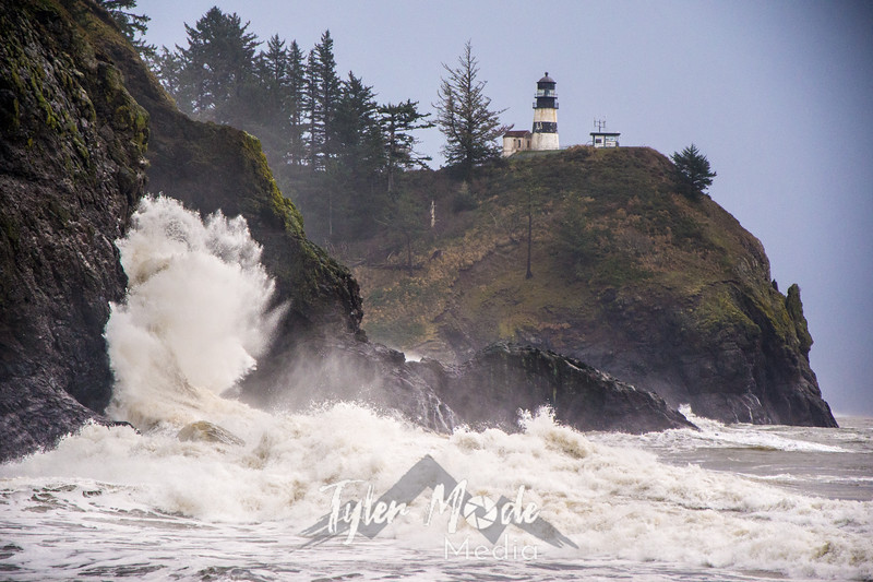 4  Cape Disappointment Waves