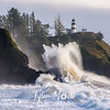 89  Cape Disappointment Waves Angel