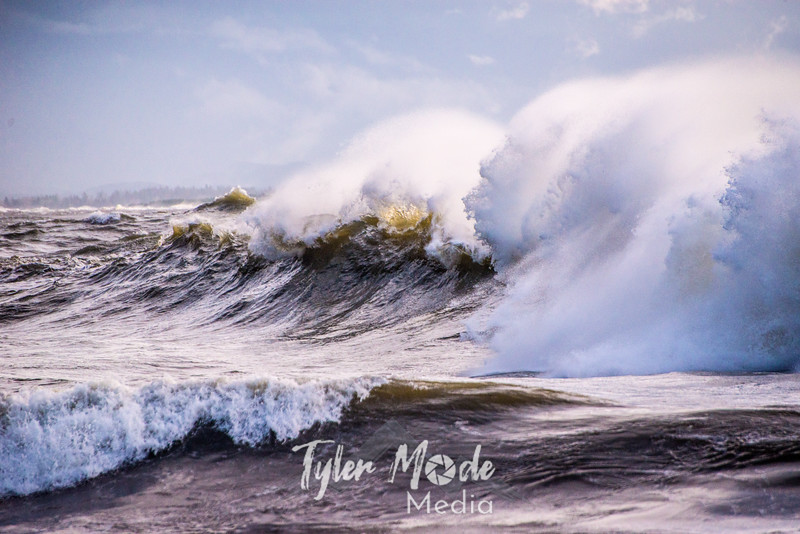 98  Cape Disappointment Waves