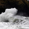 242  G Cape Disappointment Waves Close