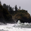166  G Cape Disappointment Waves