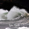 157  G Cape Disappointment Waves Close
