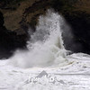 247  G Cape Disappointment Waves Close