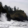 112  G Cape Disappointment Waves